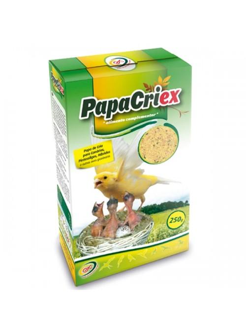 PAPACRIEX - PAPA SECA DE CRIA - 250gr - EX0186