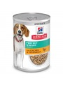 HILLS SCIENCE PLAN DOG ADULT PERFECT WEIGHT CHICKEN - LATA - 363gr - HPW2181