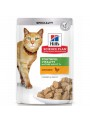 HILLS SCIENCE PLAN CAT 7+ YOUTHFUL VITALITY CHICKEN - SAQUETA - 85gr - HSQ77