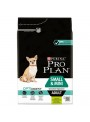 PRO PLAN SMALL & MINI ADULT SENSITIVE DIGESTION BORREGO - 3kg - P12377367