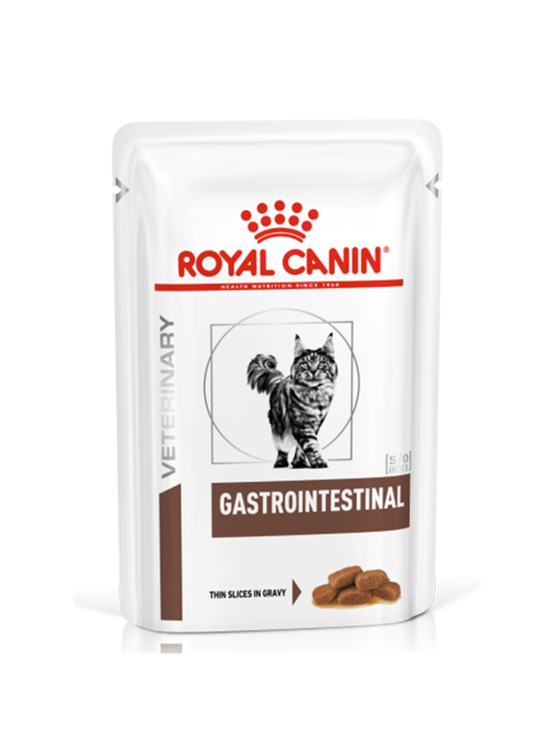 ROYAL CANIN CAT GASTRO INTESTINAL - GRAVY - 85gr - RC4039001