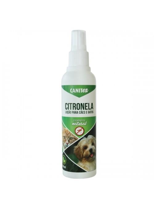 CANITEX LOÇÃO CITRONELA - PROTECTOR INSECTOS - 200 ml - EXC035