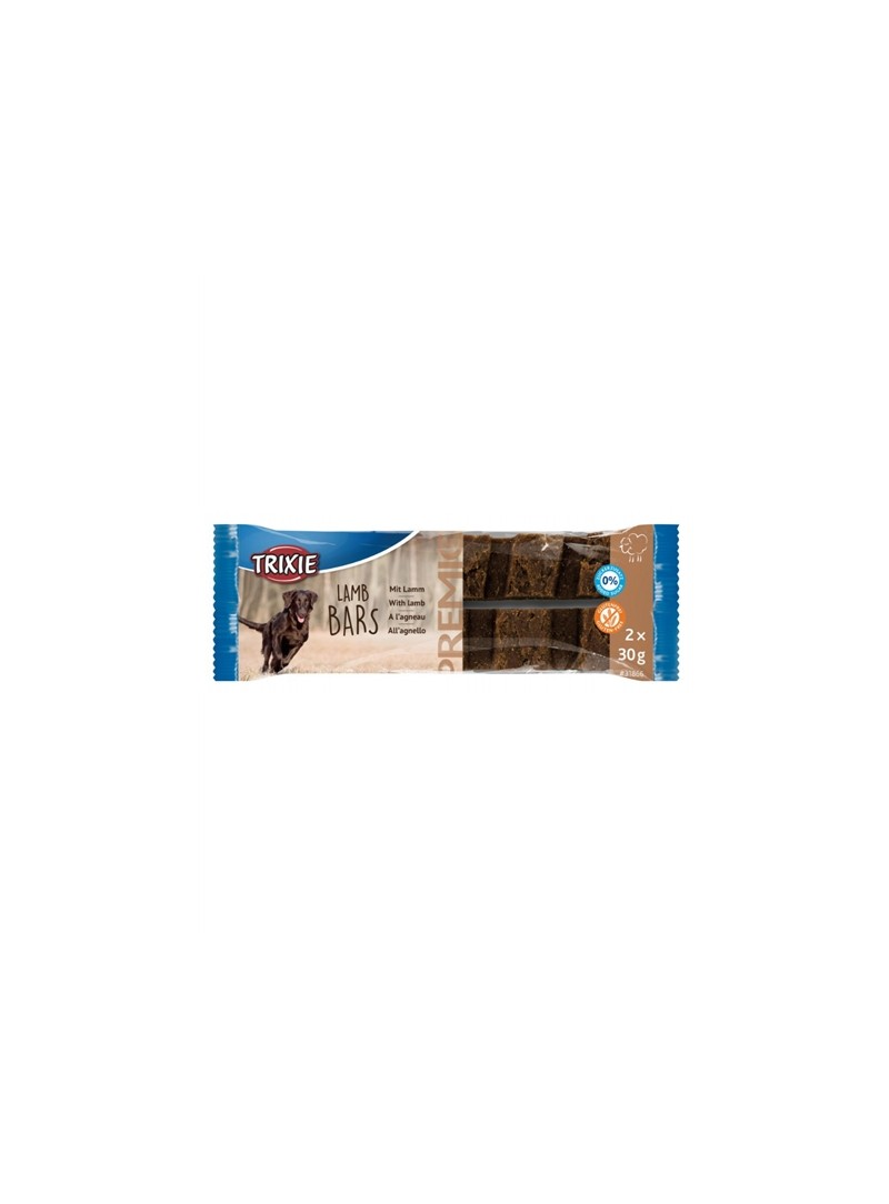 TRIXIE DOG PREMIO LAMB BARS - 60gr - TX31866