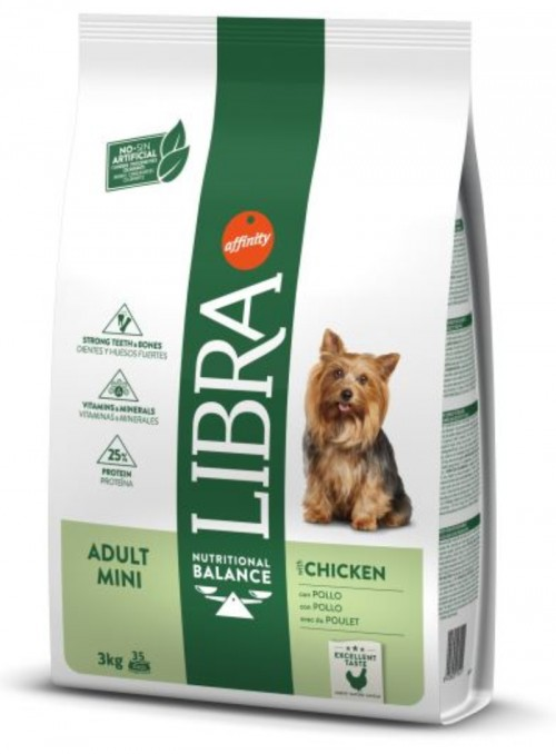 LIBRA DOG ADULT MINI FRANGO
