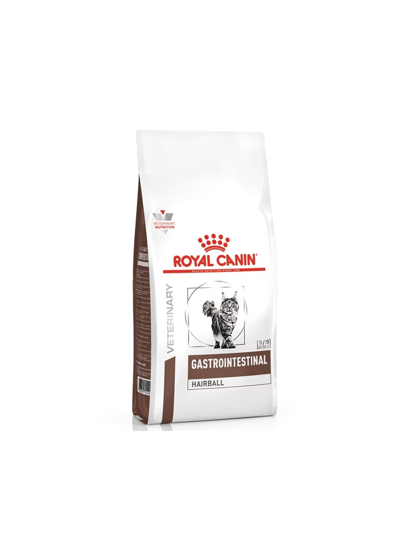 ROYAL CANIN CAT GASTRO INTESTINAL HAIRBALL - 4kg - RC2722401