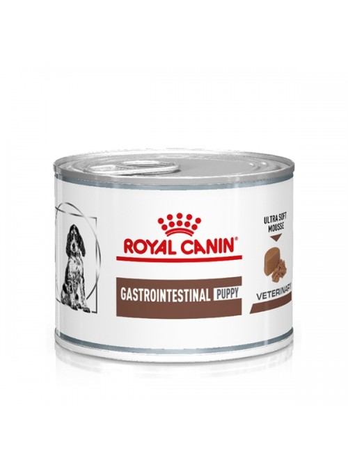 ROYAL CANIN PUPPY GASTRO INTESTINAL MOUSSE - LATA - 195gr - RC1229000