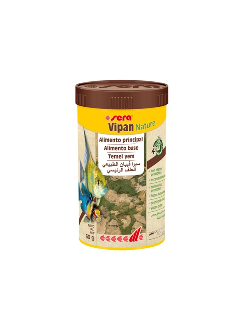 SERA VIPAN NATURE - 1000 ml - SE32240