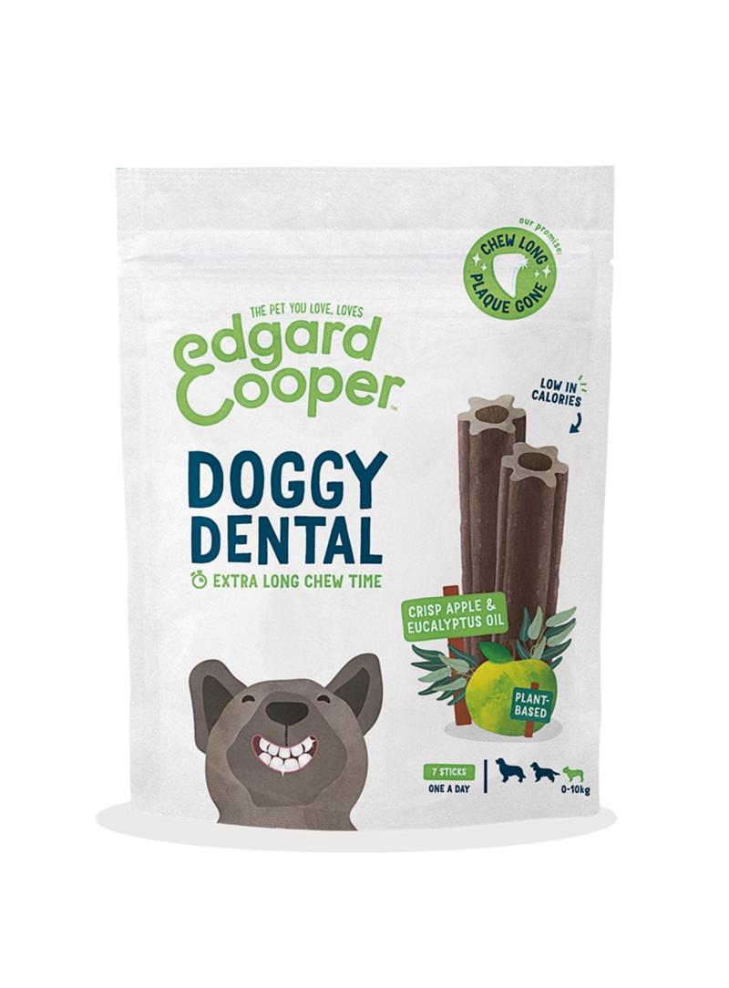 EDGARD & COOPER DOGGY DENTAL - MAÇÃ E EUCALIPTO - L - EC42118