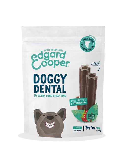 EDGARD & COOPER DOGGY DENTAL - MORANGO E MENTA - L - EC42170