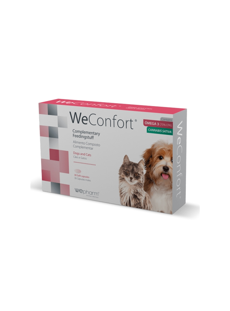 WECONFORT - 30 cápsulas - WE20801