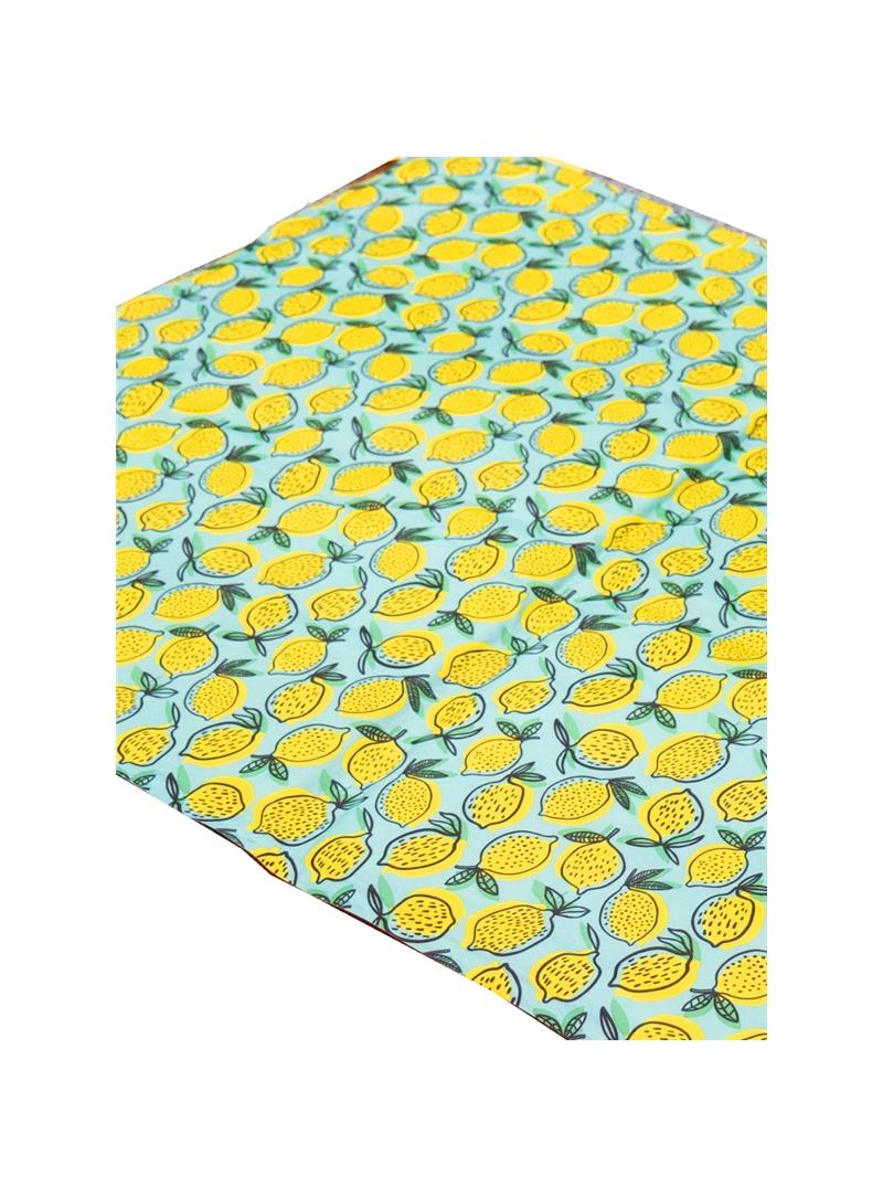 ROSEWOOD TAPETE REFRESCANTE - LIMÃO - 65 x 60 cm - PCM25063