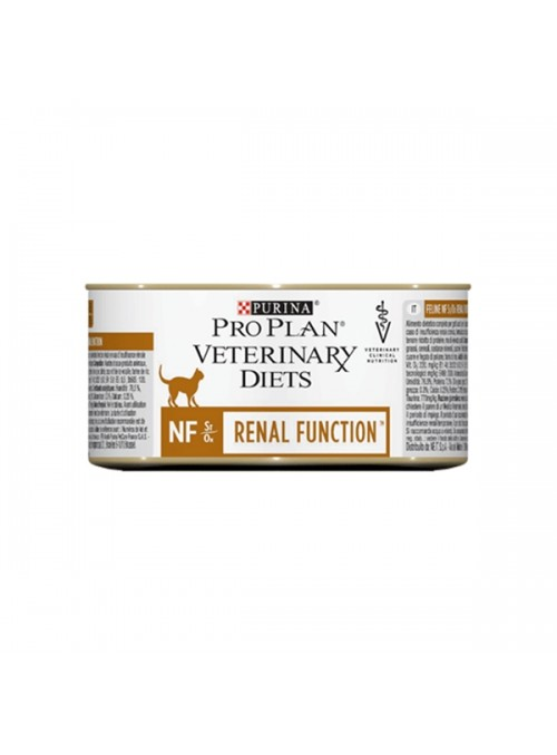PRO PLAN CAT NF RENAL FUNCTION - LATA - 195gr - P12275890