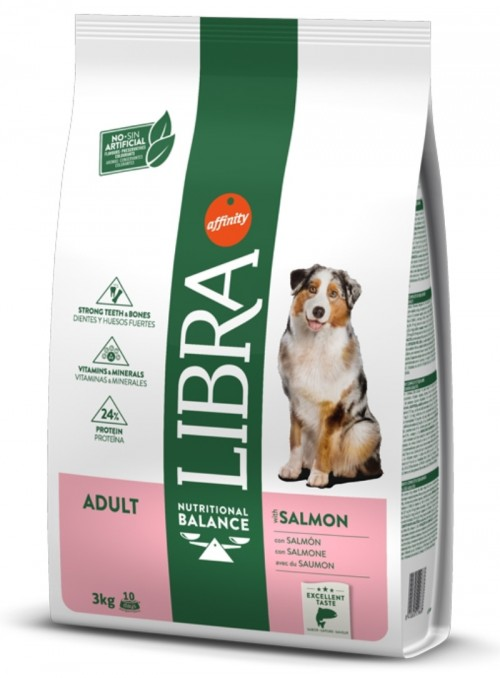 LIBRA DOG ADULT SALMÃO