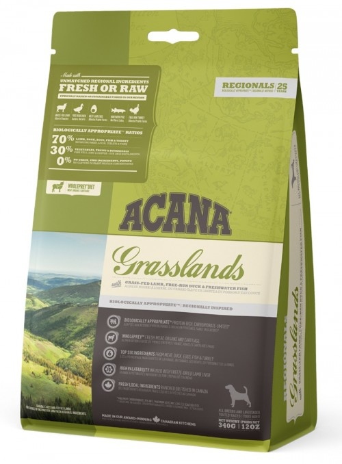ACANA REGIONALS DOG GRASSLANDS
