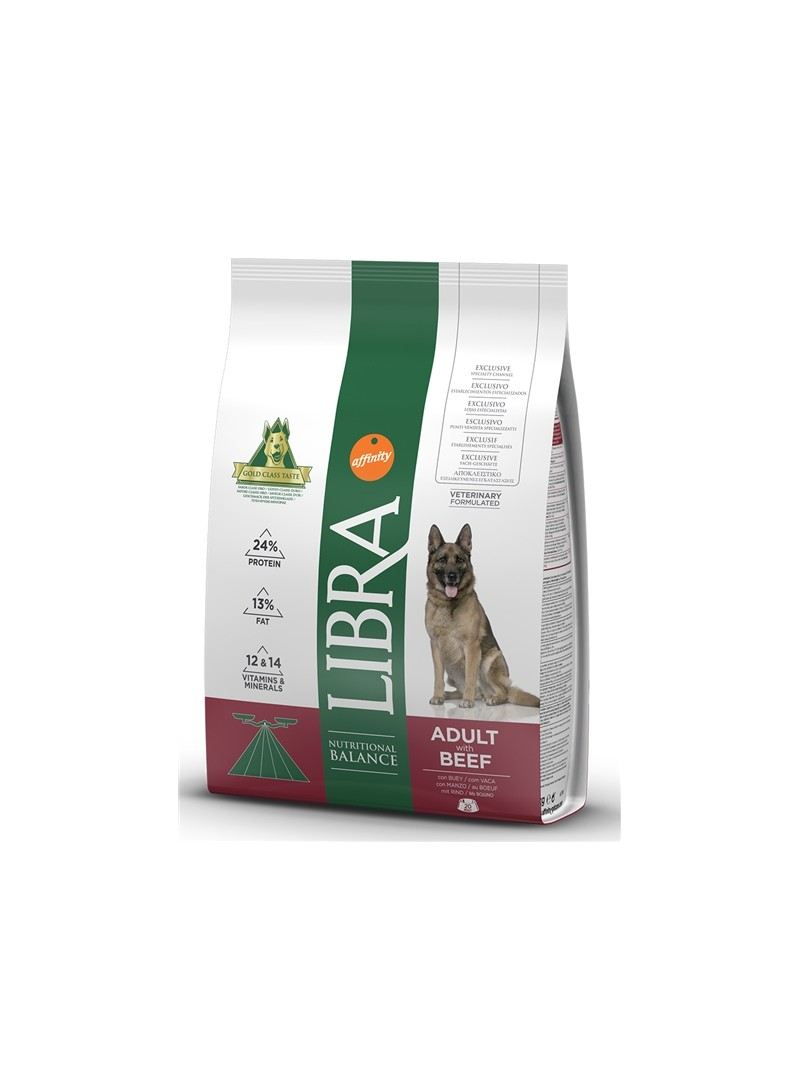 LIBRA DOG ADULT VACA - 15kg - LI924167