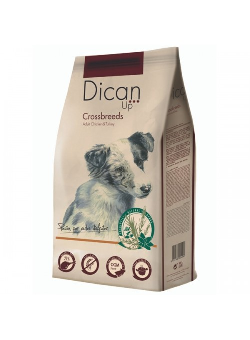 DICAN UP DOG ADULT CROSSSBREEDS - 14kg - D1005899