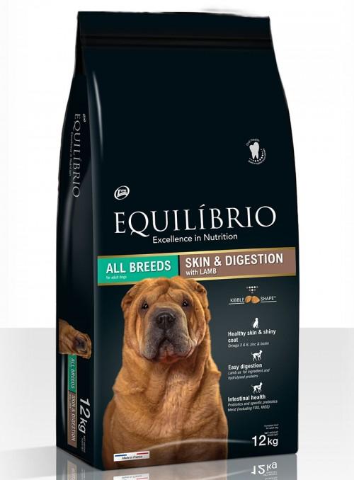 EQUILÍBRIO DOG ADULT SKIN &...