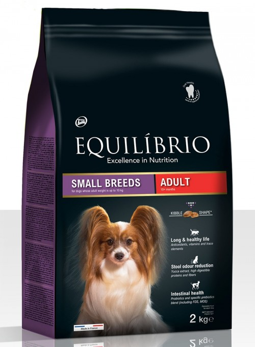 EQUILÍBRIO DOG ADULT SMALL...