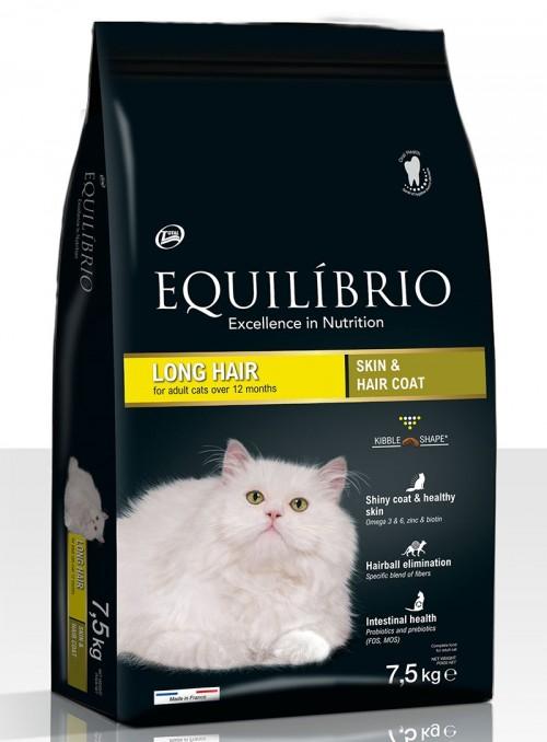EQUILÍBRIO CAT ADULT LONG HAIR