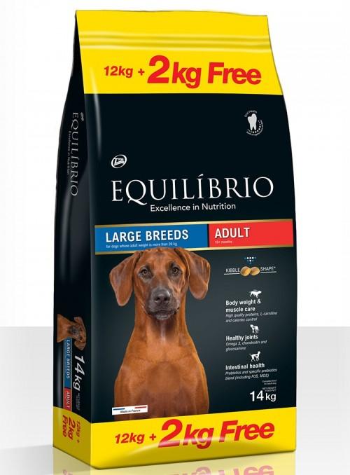 EQUILÍBRIO DOG ADULT LARGE...