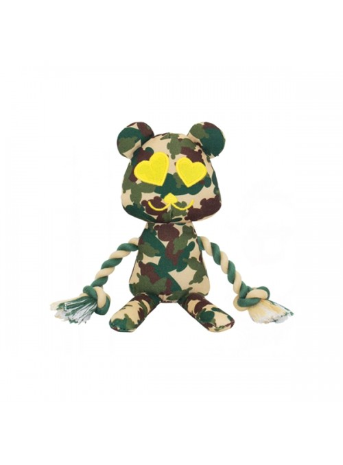 LOVELLY CREATIONS CAMOUFLAGE GREEN - LC00216