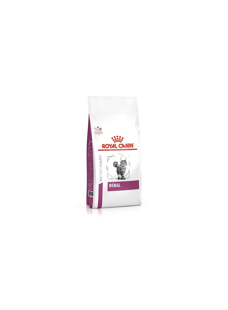 ROYAL CANIN RENAL CAT - 500gr - RCRENAL500