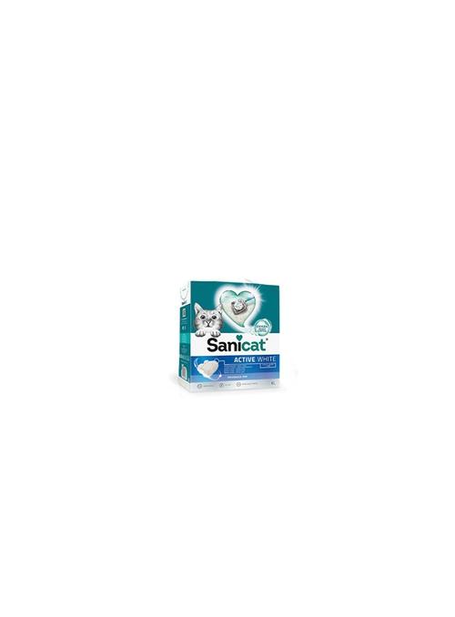 SANICAT ACTIVE WHITE FRAGRANCE FREE - 10 litros - 760374