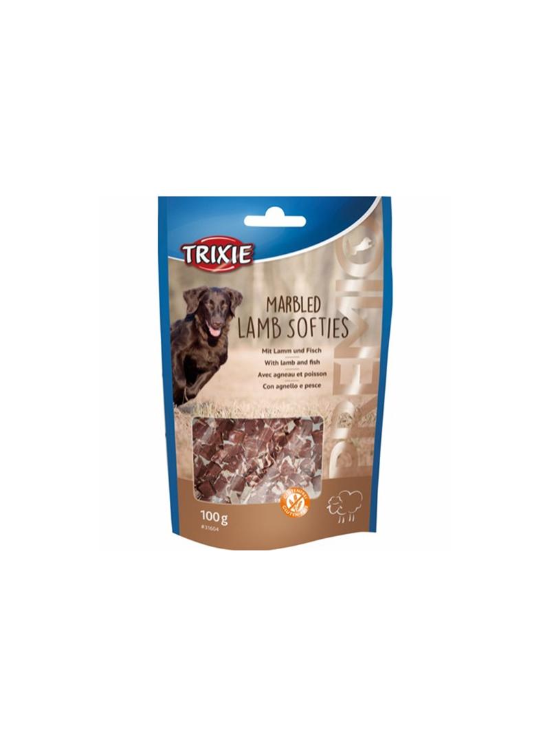 TRIXIE DOG PREMIO MARBLED LAMB SOFTIES - 100gr - TX31604