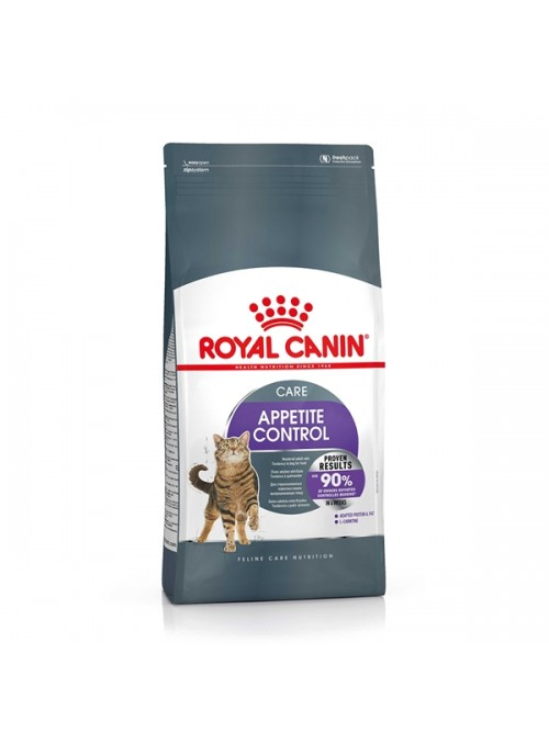ROYAL CANIN STERILISED APPETITE CONTROL - 400gr - RCSAC0400