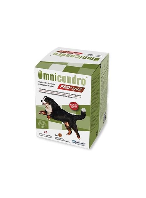 OMNICONDRO PRORAPID - 60 comprimidos - OMNICPR60