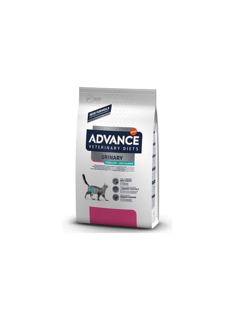 ADVANCE VET CAT URINARY STERILIZED LOW CALORIE - 2,5kg - AD925153