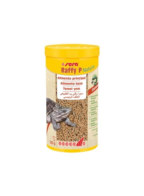 SERA RAFFY P NATURE - 3800 ml - SE46212