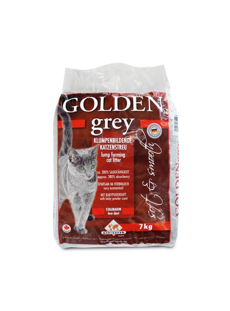 GOLDEN GREY - AGLOMERANTE - 7kg - G69078